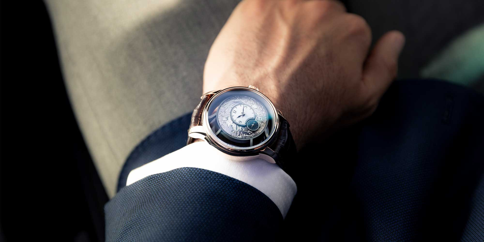 INTRODUCING: THE MORITZ GROSSMANN BENU ANNIVERSARY 'LOST IN SPACE'